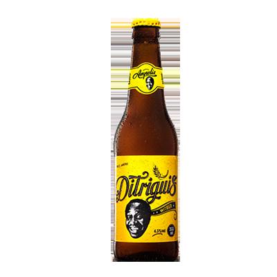 Cerveja artesanal Ditriguis 355ml Ampolis garrafa UN