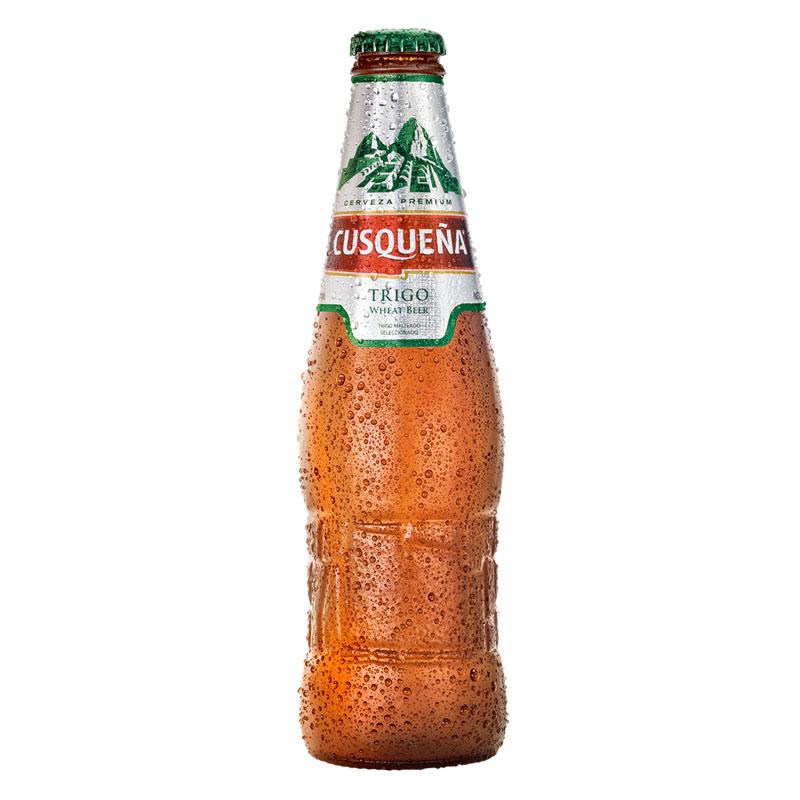 Cerveja de Trigo 330ml Cusquena long neck UN