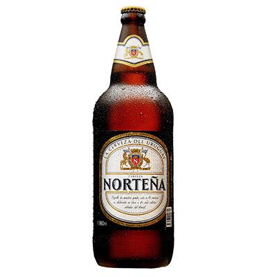 Cerveja  960ml Norteña garrafa UN