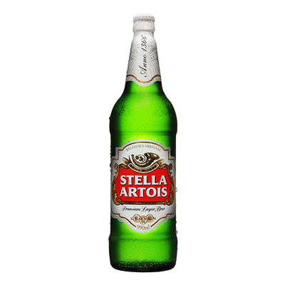 Cerveja  990ml Stella Artois garrafa UN