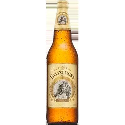Cerveja  600ml Burguesa garrafa não retornável UN