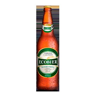 Cerveja  600ml Ecobier garrafa retornável UN