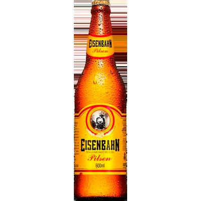 Cerveja  600ml Eisenbahn garrafa retornável UN