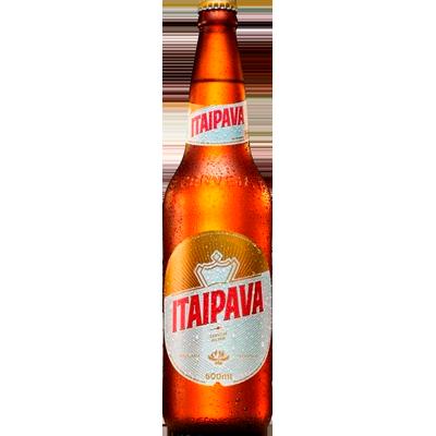 Cerveja  600ml Itaipava garrafa retornável UN