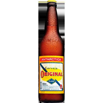 Cerveja  600ml Original garrafa retornável UN