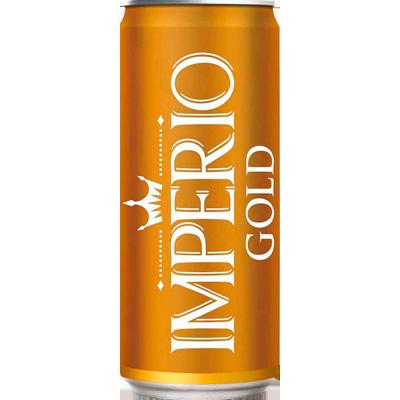 Cerveja Gold Puro Malte 269ml Império lata UN