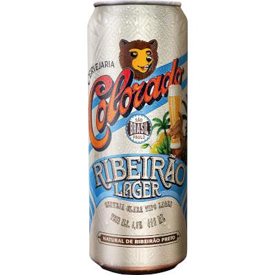 Cerveja Lager 410ml Colorado lata UN