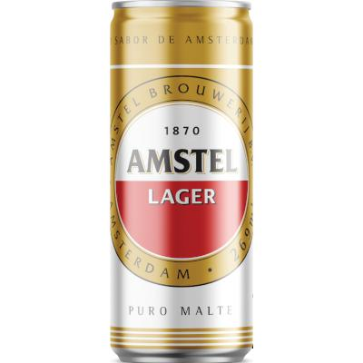 Cerveja  269ml Amstel lata UN
