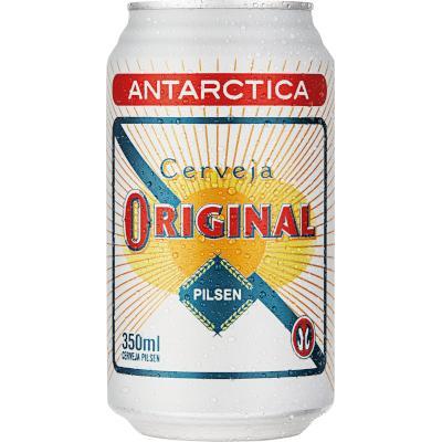 Cerveja  350ml Original lata UN