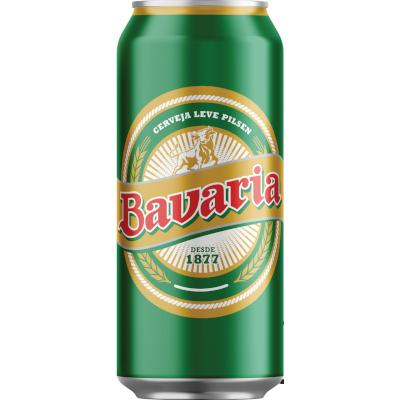 Cerveja  473ml Bavaria lata UN
