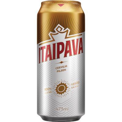 Cerveja  473ml Itaipava lata UN