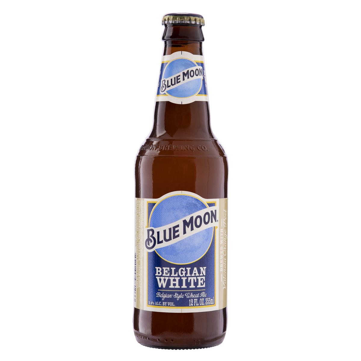 Cerveja  355ml Blue Moon long neck UN