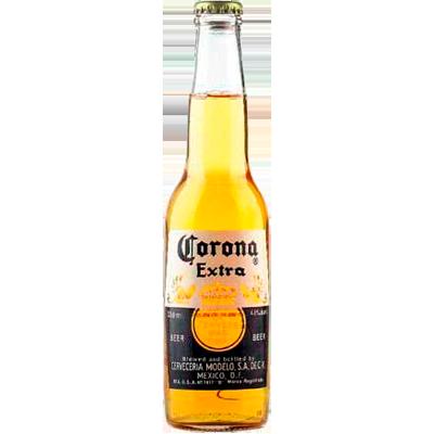Cerveja  355ml Corona Extra long neck UN