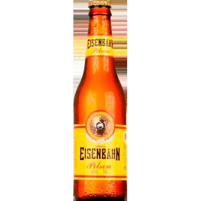Cerveja  355ml Eisenbahn long neck UN