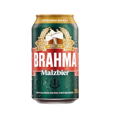 Cerveja Malzbier 350ml Brahma lata UN
