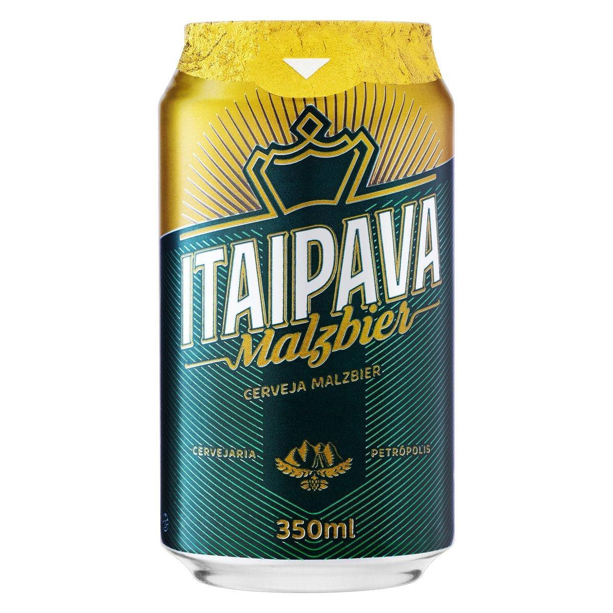 Cerveja Malzbier 350ml Itaipava lata UN