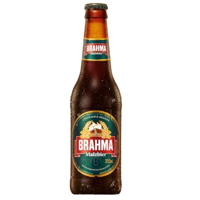 Cerveja Malzbier 355ml Brahma long neck UN