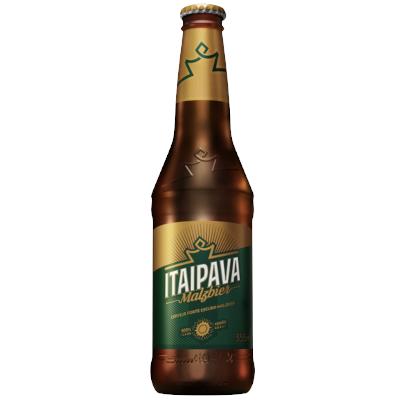 Cerveja Malzbier 355ml Itaipava long neck UN