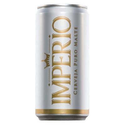 Cerveja Puro Malte 269ml Império lata UN