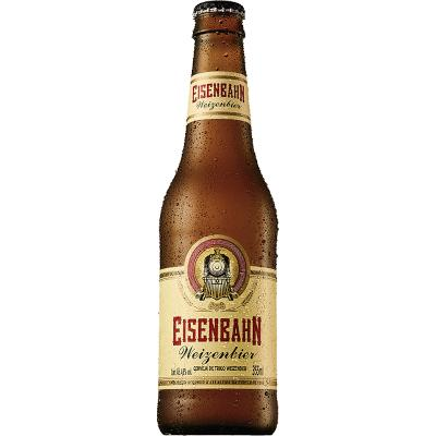 Cerveja Weinzenbier 355ml Eisenbahn long neck UN