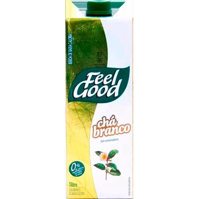 Chá branco 1Litro Feel Good Tetra Pak UN