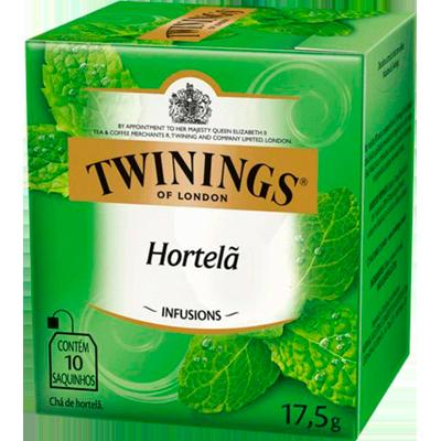 Chá de Hortelã 17,5g Twinings caixa CX