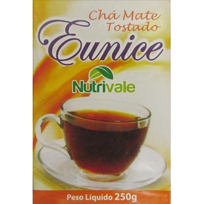 Chá Mate Natural 250g Eunice a granel CX