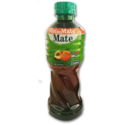 Chá Mate de Pêssego 350ml Rei do Mate pet UN