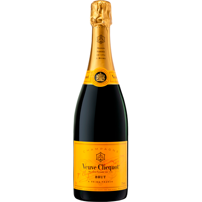 Champagne Brut 1,5Litros Veuve Clicquot garrafa UN