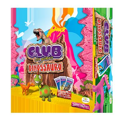 Chiclete sabor tutti frutti dinossauro 100 unidades Aladim caixa UN