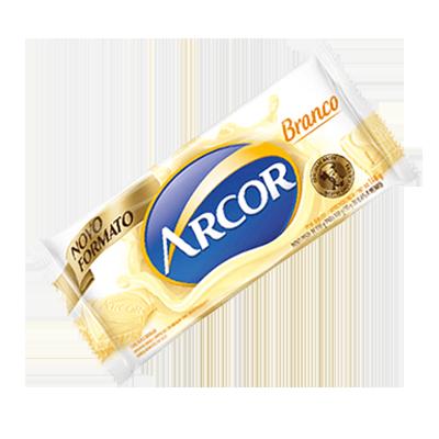 Chocolate branco 120g Arcor  UN