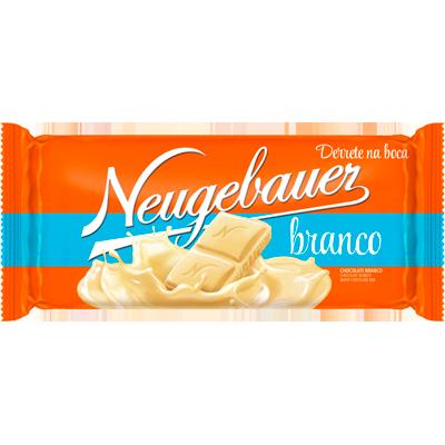 Chocolate Branco  120g Neugebauer  UN