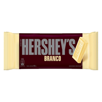 Chocolate branco 92g Hershey's  UN
