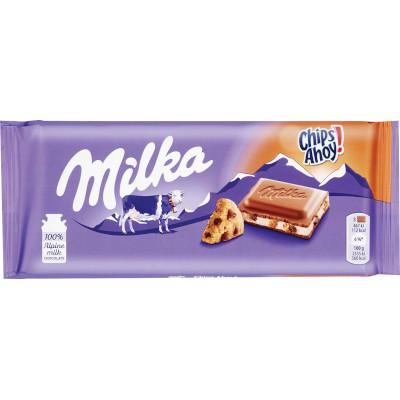 Chocolate Chips Ahoy 100g Milka  UN
