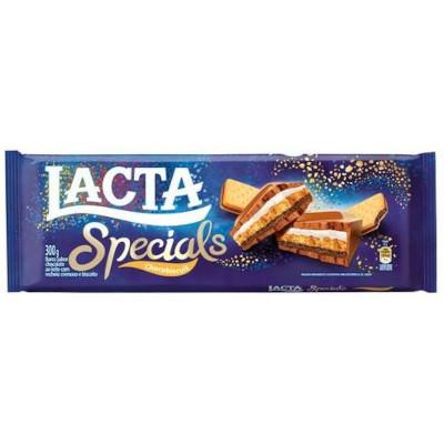 Chocolate chocobiscuit 300g Lacta/Specials unidade UN
