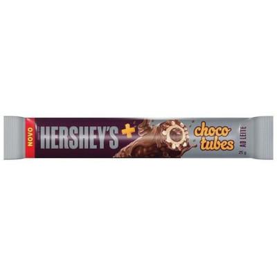 Chocolate Chocotubes ao Leite 25g Hershey's  UN