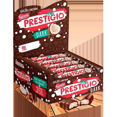 Chocolate dark 30 unidades Nestlé/Prestígio caixa UN
