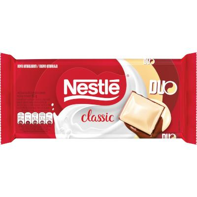 Chocolate duo + cremoso 90g Nestlé/Classic  UN
