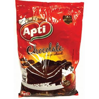 Chocolate em pó  por kg Apti pacote KG