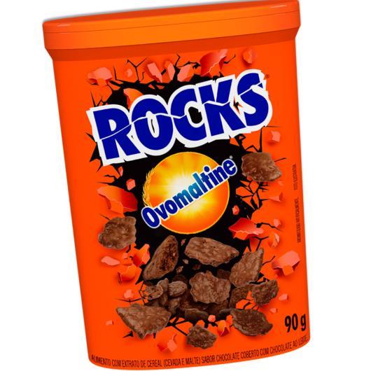 Chocolate Granulado flocos crocantes 90g Ovomaltine  Rocks pacote PCT