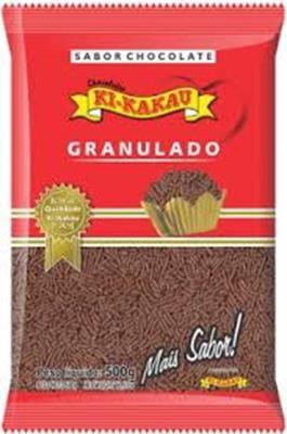Chocolate Granulado  1,01kg Ki Kakau pacote PCT
