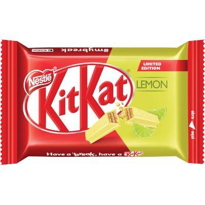 Chocolate Lemon 41,5g Nestlé/KitKat  UN