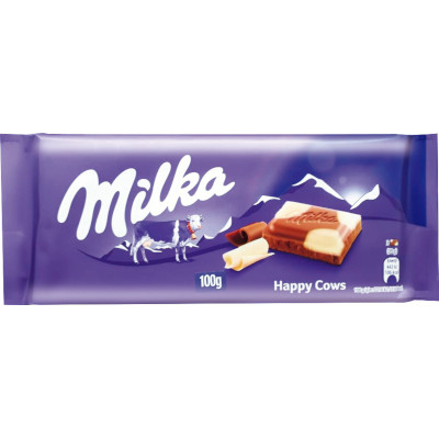 Chocolate Mesclado 100g Milka  UN
