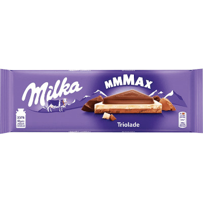 Chocolate Mix Triolade 280g Milka  UN