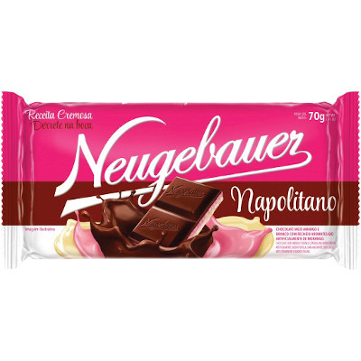 Chocolate napolitano 70g Neugebauer  UN