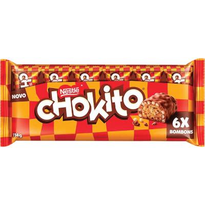 Chocolate  114g Nestlé/Chokito unidade UN