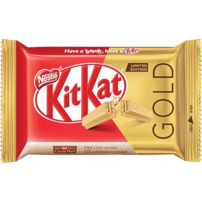 Chocolate Wafer Gold 41,5g Nestlé/Kit Kat  UN