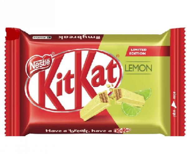 Chocolate Wafer Lemon 41,5g Nestlé/Kit Kat  UN