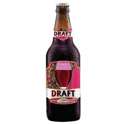 Chopp de Vinho  600ml Draft garrafa UN
