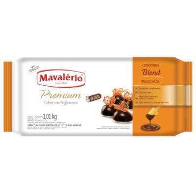 Cobertura Chocolate Blend Premium 1,01kg Mavalério  UN